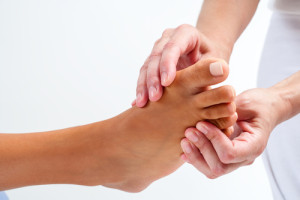 nail treatment podiatrist